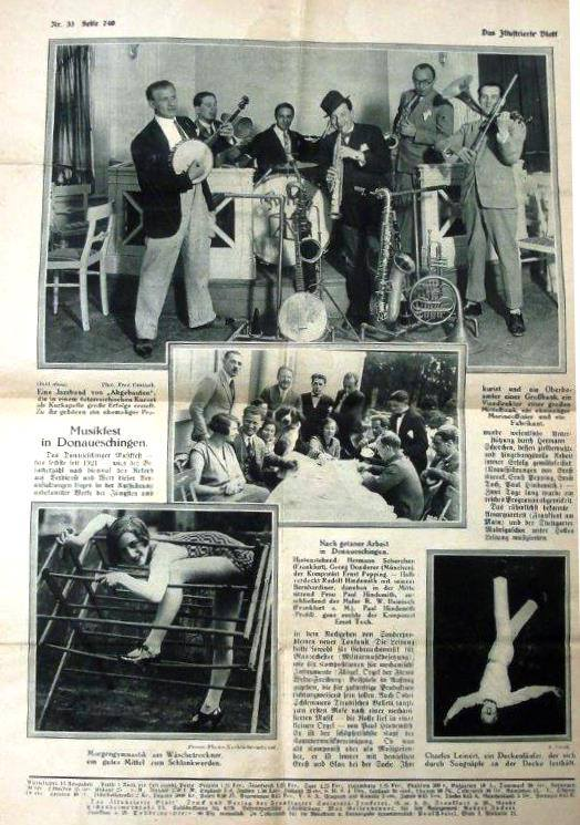 Mag cover: interwar modern music festivals