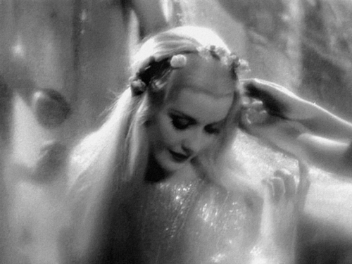 "Still from Rheinhardt's 1935 film adaptation of ""A Midsummer's Night Dream"""