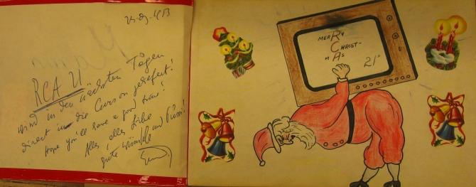 Weihnachtsgeschenk an EWKs Mutter 4