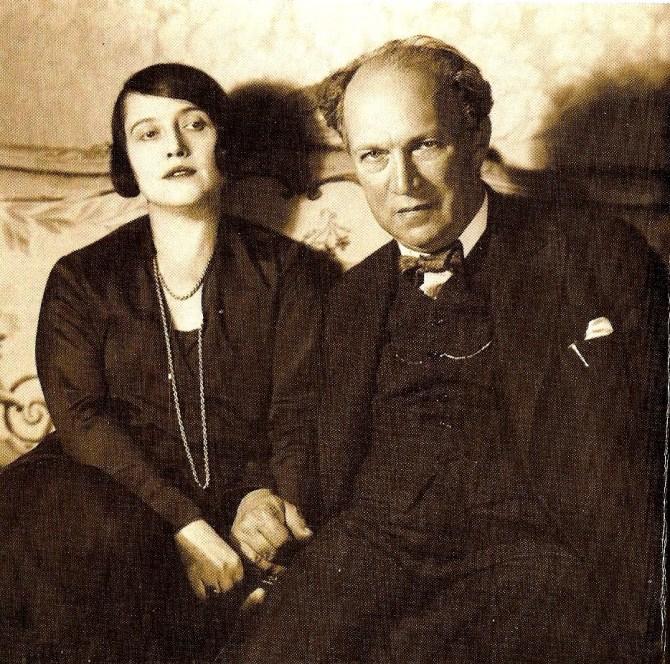 Franz and Maria Schreker