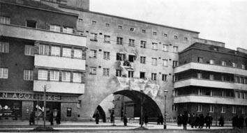 Karl Marx Hof 1934