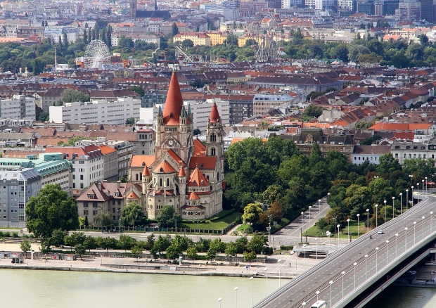 Vienna's 'Mexikoplatz'