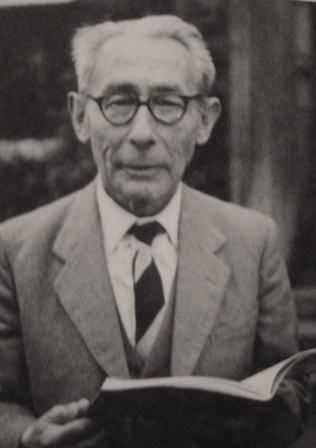 Hans Gál as music lecturer in Edinburgh University