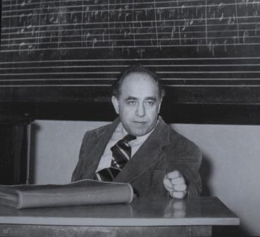 Zeisl in the classroom
