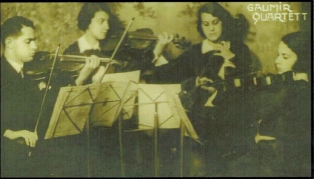 The Galimir Quartet
