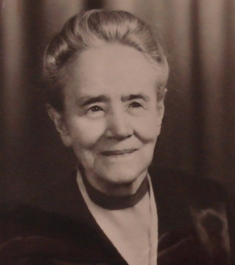 Marian MacDowell - widow of Edward MacDowell and patron of the MacDowell Colony - Toch's favourite retreat