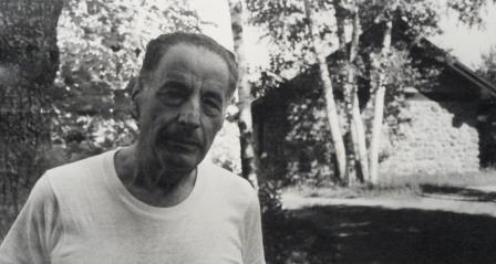 Toch at the MacDowell Colony