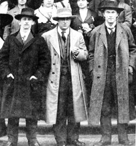 Zemlinsky, Schoenberg and Schreker in Prague 1912