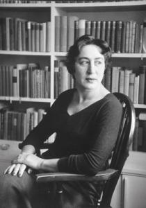 Schwarzwald alumna, writer Hilde Spiel