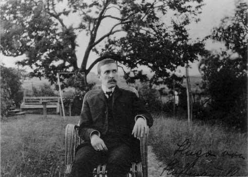 Hugo von Hofmannsthal 1874-1929