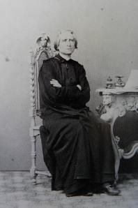 Franz Liszt, one of Isak/Ignácz's many important clients. Others were Franz Joseph and Archduke Rudolf