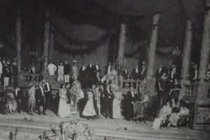 Act II in Frankfurt, 1912