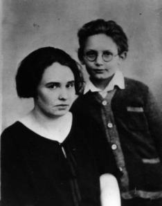 Charlotte and Georg Eisler
