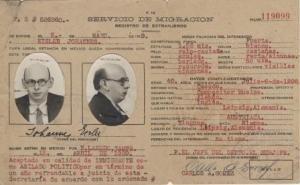 Mexican Vias 1939