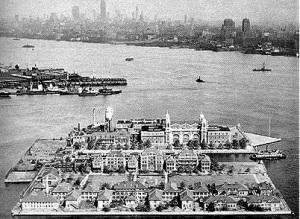 Ellis Island 1930