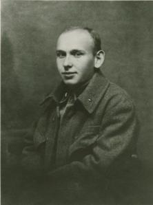 Hanns Eisler as a soldier in the First World War