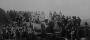 The Pagan hoards from 'Der singende Teufel' Berlin, 1928