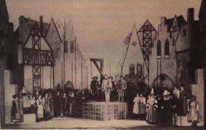 Act II, 'Der Schatzgräber' in Frankfurt 1920