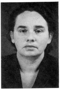 Ruth Fischer aka Elfriede Friedländer in Berlin
