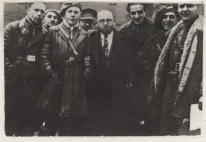 Hanns Eisler in Barcelona 1936