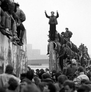 The Fall of the Wall in Berlin