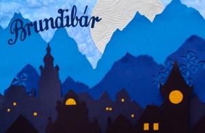 Poster for 'Brundibar' performances in Wellington