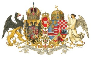 The Imperial Austrian-Hungarian Crest