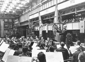 Furtwangler Conducting A May 1943 Armaments Concert in Vienna