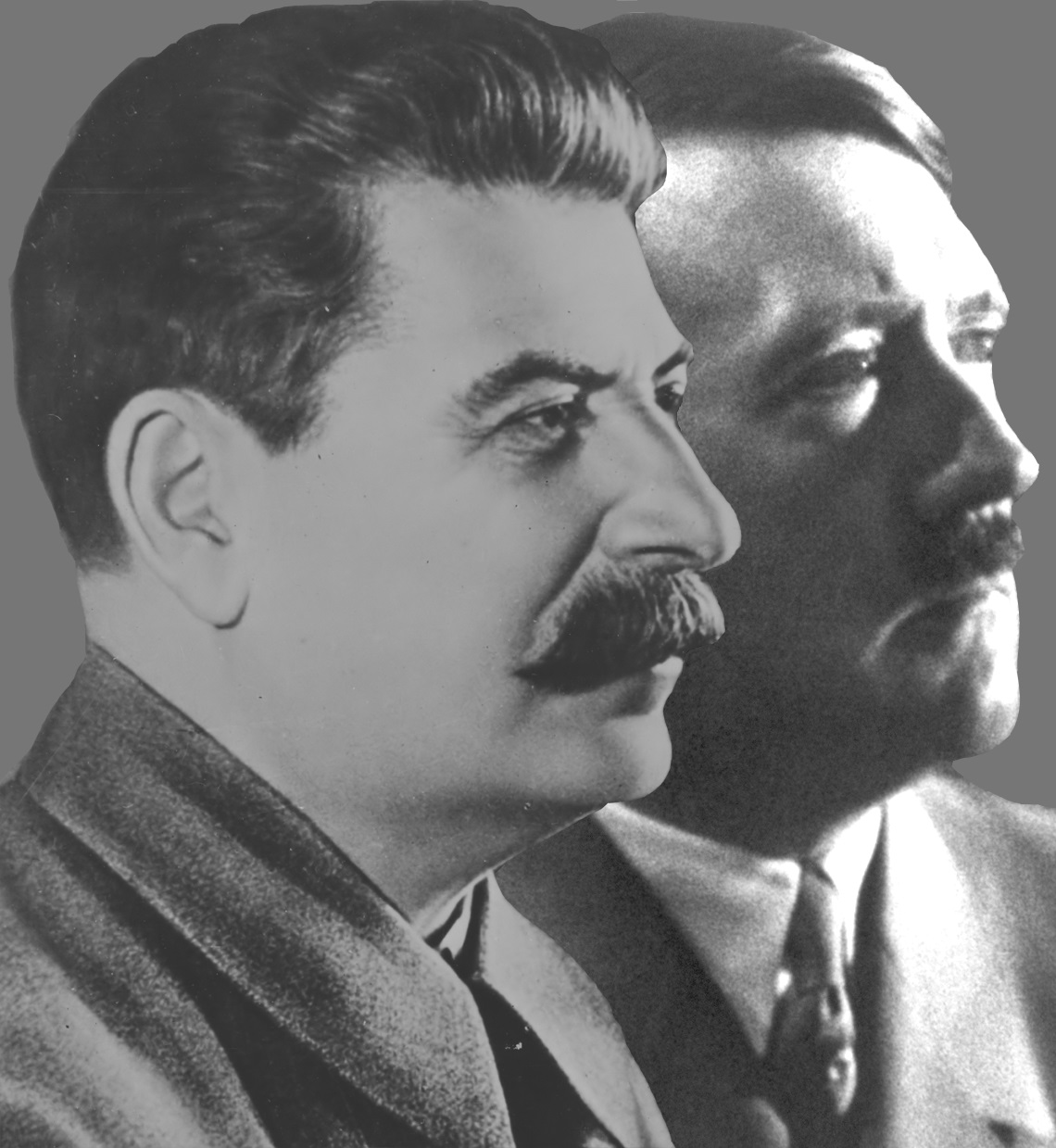 ideologies of hitler and stalin Comparison of nazism and stalinism the neutrality of this article is disputed in which they have considered the issues of whether the two ideologies were similar or following in the footsteps of lenin and stalin, adolf hitler extolled his version of social justice in an.