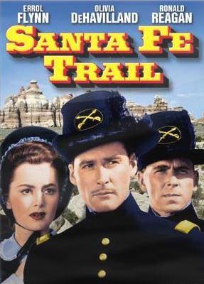 Image result for santa fe trail poster