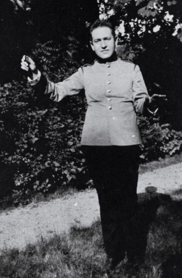 As Military band conductor: Erich Wolfgang Korngold in the First World War