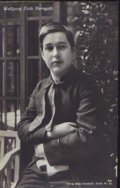 Erich Wolfgang Korngold 1910
