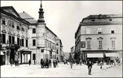 Brünn, now Brno c. 1900