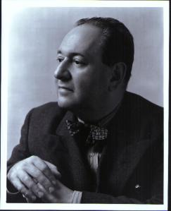 Erich Wolfgang Korngold 1942, New York