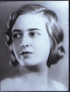 Luise (Luzi) Sonnenthal, 1920