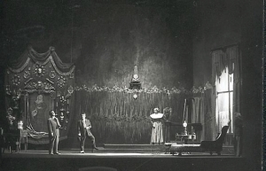 The Munich performance of 'Die Tote Stadt' that was presented as in pre-war days, leading Korngold to believe that he was not totally forgotten