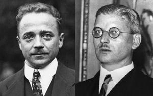 Austria's Dictators Engelbert Dollfuß and Kurt von Schuschnigg