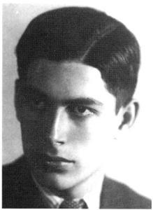 Gideon Klein 1919 - 1945 (Fürstengrube slave labour camp)