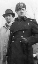 Guido Schmidt and Mussolini