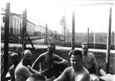 Prisoners held at Wöllersdorf Concentration Camp