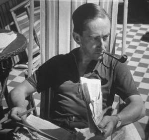 G.E.R. Gedye as New York Times Correspondent