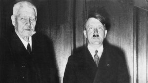 Shortly after Hitler's appointment as Germany's Reichs Chancellor, January 30 1933