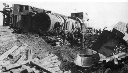 Train Sabotage in 1935 – the dark hand of Habicht's cross-border terror attacks in Austria