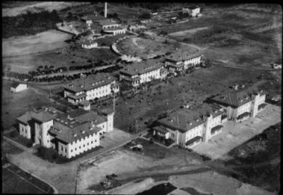 Queens College Campus 1936