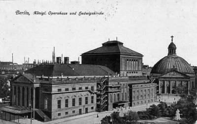 Staatsoper Berlin - State Opera of Berlin