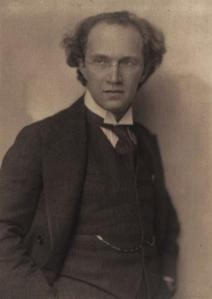 Franz Schreker, teacher of Karol Rathaus in Vienna and Berlin