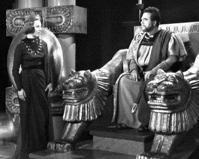 Scene from Herodes und Mariamne