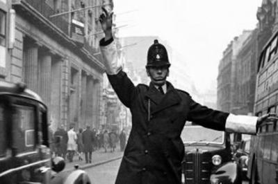 London Bobby 1935