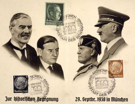 Münchner Abkommen 1938