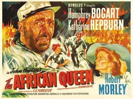 African Queen poster